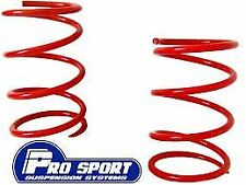 Lowering Springs Front -35mm ProSport For PEUGEOT 106 Mk1 1991 to 1996