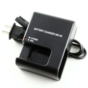 MH-25 Battery Charger For Nikon EN-EL15 V1 D600 D610 D7100 D810 D7000 D800