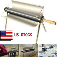 Portable Solar Cooker Sun Oven Camping Barbeque Cooker BBQ Grill with Bag 230W
