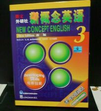 New Concept English 3 New Edition Developing Skills L.G Alexander Book & 3 Cd's