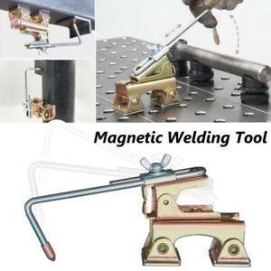 Magnetic Grasshopper to Steady Parts for Tack Welding & Soldering Power Tools