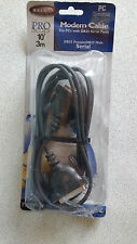 Belkin 3m 25 Pin DB25 Male to 25pin Female Cable RS232 PC Serial Lead  New