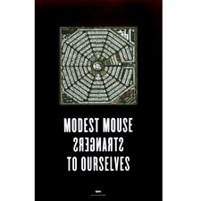 MODEST MOUSE Strangers To Ourselves Ltd Ed RARE Poster +FREE Indie Rock Poster!