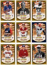 2013 Panini USA Baseball Champions Base Card You Pick the Player 1-90