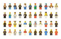 Lego Minifigures 10 x Random Lego Mini figures Bundle