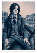 Rory Kurtz Jack White LAZARET Poster RSD 2017 Third Man Records Rolling Stone