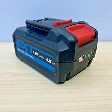 Erbauer 18V EBAT18-LI-4 4.0Ah Battery EXT Series Li-ion New Shape ORIGINAL