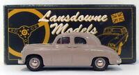 Lansdowne Models 1/43 Scale LDM34 - 1952 Singer SM 1500 Saloon - Beige