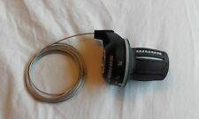 SRAM SPECTRO T3 twist grip shifter & cable 3 speed hub twistgrip