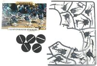 Warhammer Age of Sigmar Nighthaunt Glaivewraith Stalkers set of 5 miniatures