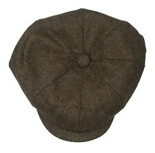 Brand new men's Barbour Thorne Bakerboy flat cap