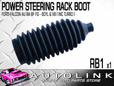 POWER STEERING RACK BOOT SUIT FORD FALCON AU BA BF FG SEDAN WAGON UTE XR6 XR8 x1