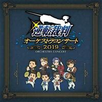 [CD] Gyakuten Saiban Orchestra Concert 2019 NEW from Japan