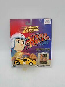 JOHNNY LIGHTNING - SPEED RACER 2000 - 1/64 - RACER X - CEL#3 - 355-00 - ©2000