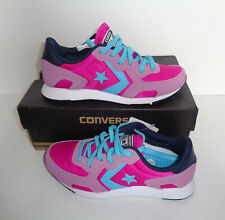 New CONVERSE Thunderbolt Ladies Pink Lace Up Casual Shoes Trainers UK Size 5
