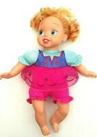Disney Tollytots Frozen Princess Baby Anna Doll Toddler Soft Body Toy 31CM
