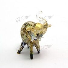 Elephant Sculpture Collection Murano Glass Made in Italy