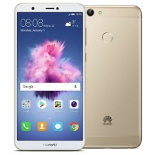 "New 5.65"" Huawei P Smart Dual-SIM 32GB Gold Android Factory Unlocked 4G LTE OEM"