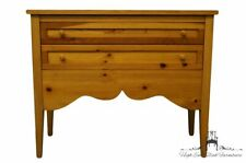 "LANE FURNITURE America Collection / Museum of American Folk Art 44"" Solid Kno..."