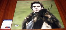 Richard Madden Signed 11x14 Game of Thrones Cinderella Prince Charming PSA/DNA