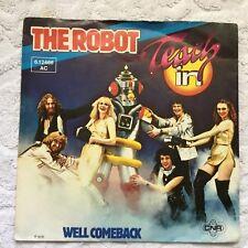 7'' Teach In – The Robot German Pressing DISCO 1979