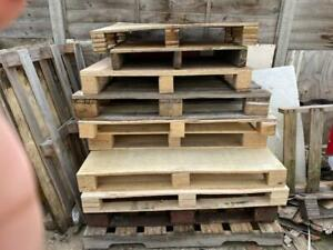 Wooden Pallets Ideal for Garden Furniture / Shed Building / Fire Collection Only