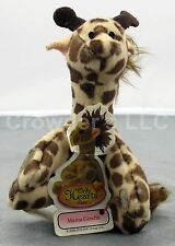 McWorld Rare Mama Giraffe Only Hearts Pets stuffed miniature McDonald's Toys