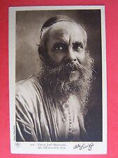 CPA MAROC Vieux juif marocain Judaica  n°501 FLANDRIN cASABLANCA