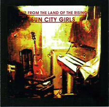 Sun City Girls LIVE FROM THE LAND OF THE RISING SUN CD New in Slipcase NO RETURN