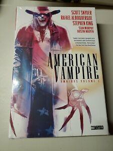 American Vampire Omnibus Volume 1 Scott Snyder Stephen King DC Comics New Sealed