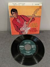 Disque 45 tours - Gene Vincent ‎- Twist Crazy Times ! EAP4 - 1342 (Neuf / Mint)