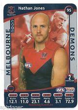 2012 Teamcoach SILVER (95) Nathan JONES Melbourne