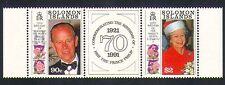Solomons 1991 Royals/Royalty/Queen Elizabeth II/Prince Philip 2v set (n33239c)