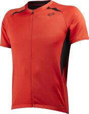 Fox Racing Aircool Race Jersey Red [Medium]