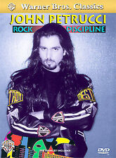 DVD JOHN PETRUCCI (of Dream Theater) Guitarist Prog Rock - Guitar Lessons