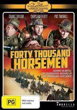 Forty Thousand Horsemen (DVD, 2014)