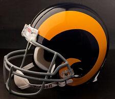 LOS ANGELES RAMS 1973-1980 Riddell NFL Full Size REPLICA Football Helmet