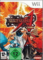 Nintendo Wii Spiel * Guilty Gear XX Accent Core NEU NEW