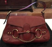 Borsa Gucci Pelle Bordeaux Art 114915