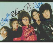 THE CARS GROUP AUTOGRAPHED 8x10 RP PHOTO  RIC OCASEK JUST WHAT I NEEDED