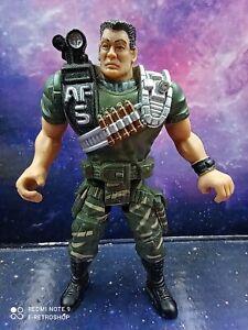Figürchen Vintage Spielzeug PVC Chap Mei Soldat Man Polizist Ranger 10 CM v1