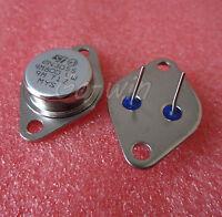 10Pcs 2N3055 TO-3 NPN AF Amp Audio Power Transistor 15A/60V