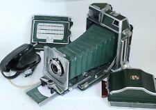 SAFARI LINHOF SUPER TECHNIKA 23 LARGE FORMAT 65/6.8 LENS 6X9 BACK GREEN OLIVE