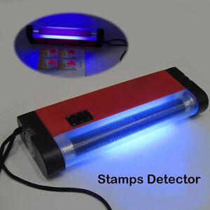 365nm Longwave Ultraviolet Light Detect Canada USA Philatelic Tagging UV Lamps