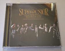 Super Junior Mamacita Ayaya Normal Edition Japan Press CD - No Photocard