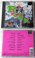 Punk ! Sex Pistols, New York Dolls, Adverts, Sham 69,... 1991 Music Club CD