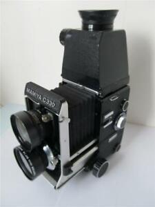 Mamiya C330 Professional TLR Camera w/65mm f/3.5 Sekor ****