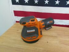 Ridgid R8606B Orbit Sander Variable Speed Adjustable Light Weight (Tool Only)408