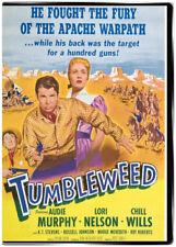 Tumbleweed 1953 DVD Audie Murphy, Lori Nelson, Chill Wills