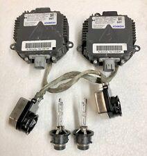 2x OEM 06-14 Subaru Impreza STI WRX Xenon Ballast Igniter HID D2S Light Bulb Kit